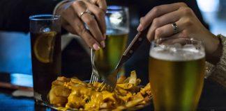 Consumo cervecería bares