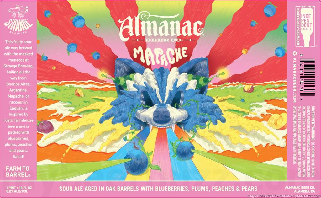 Almanac Strange