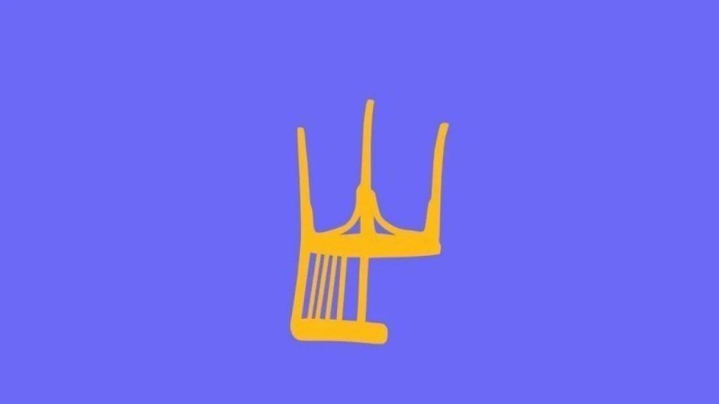 No más sillas al revés