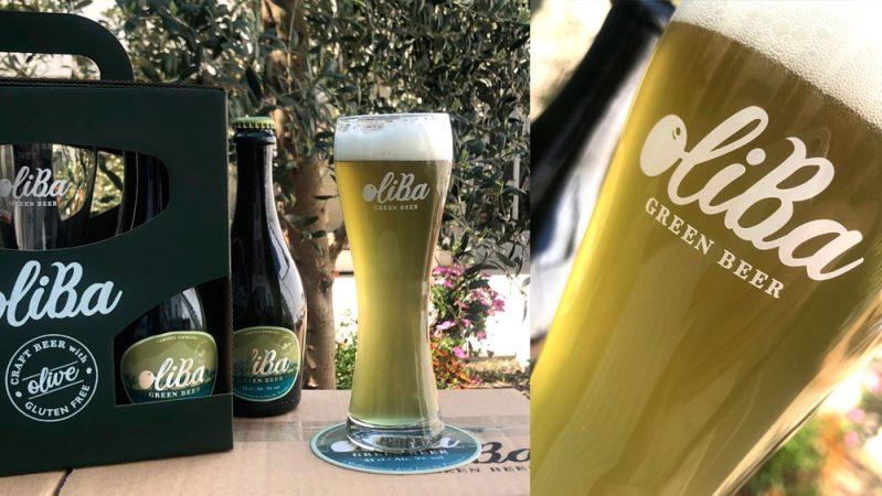 Cervezas oliba beer