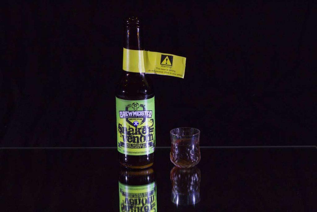 las cervezas más alcohólicas