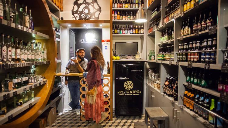 Cerveza en México