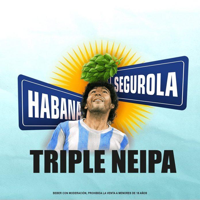 Birra a Maradona
