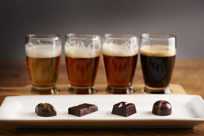 Chocolate y cervezas