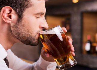 Tomador de cerveza