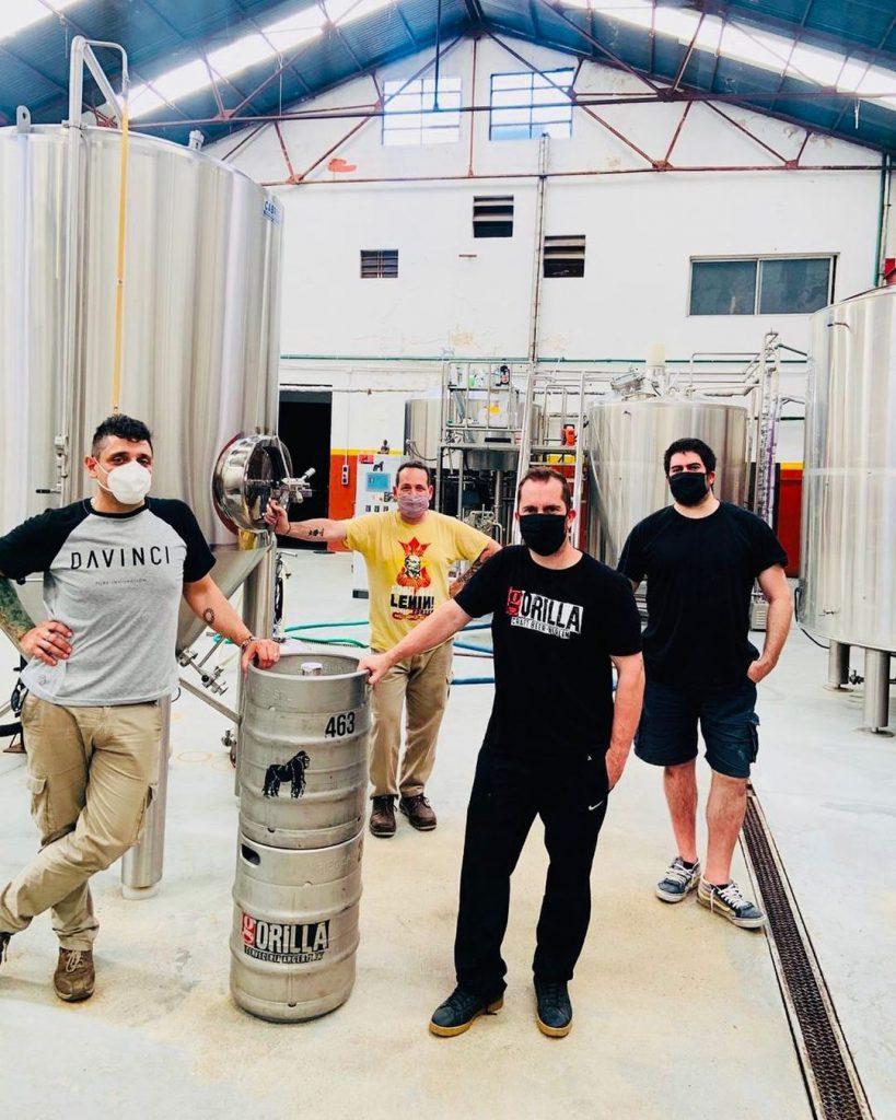 Gorilla Juguetes Perdidos Cerveceros Argentinos